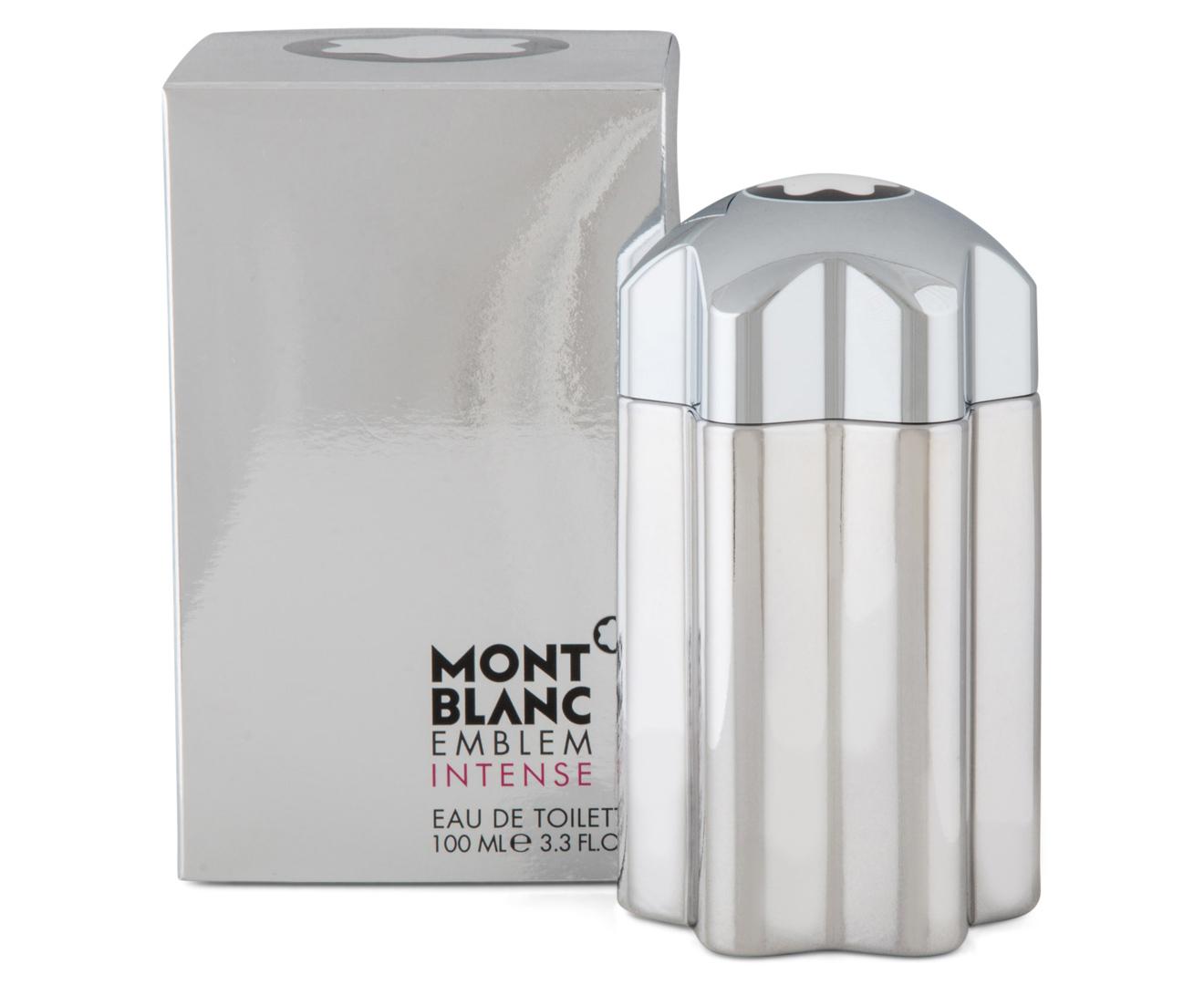 Montblanc Emblem Intense (M) Тестер 100ml edt