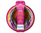 Philips Kids' Headphones - Pink/Purple 6
