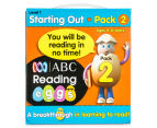 ABC Reading Eggs Level 1: Starting Out Book Pack 2 - Ages 4-6 Years 1