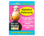 ABC Reading Eggs: Alphabet Flashcards Ages 4-6 Years Pack 1