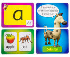 ABC Reading Eggs: Alphabet Flashcards Ages 4-6 Years Pack 3