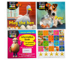 ABC Reading Eggs Level 2: Beginning To Read Book Pack 8 - Ages 5-7 Years 4
