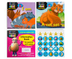 ABC Reading Eggs Level 1: Starting Out Book Pack 1 - Ages 4-6 Years 4
