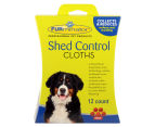 FURminator Shed Control Cloths 12pk 1