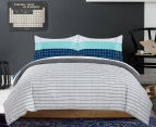 Gioia Casa Davis King Bed Quilt Cover Set - Mixed 2
