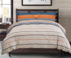 Gioia Casa Nick King Bed Quilt Cover Set - Mixed 2