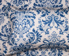 Gioia Casa Roma King Bed Quilt Cover Set - Mixed 3