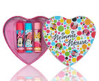Lip Smacker Minnie Mouse In Love 3-Piece Heart Tin 1