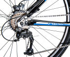Reid Cycles Xenon 29er Disc Bicycle + FREE Starter Pack - Black/Blue/White 2