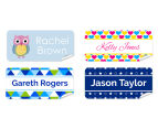 Personalised Kids' Name Labels 48-Pack 2