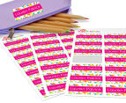Personalised Kids' Name Labels 48-Pack 4