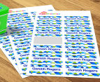 Personalised Kids' Name Labels 48-Pack 5