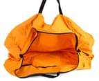 BlackWolf Dufflestow 85 Duffle Bag - Yellow 6
