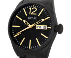 GUESS Men's 45mm Vertigo Watch - Black 3