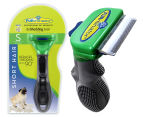 FURminator Deshedding Tool for Small Dogs - Short Hair 1