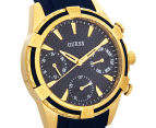 GUESS Women's Catalina 36mm Watch - Navy/Gold 2