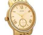 GUESS Women's 39mm Gramercy Watch - Gold 2