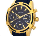 GUESS Women's Catalina 36mm Watch - Navy/Gold 3