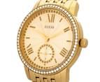 GUESS Women's 39mm Gramercy Watch - Gold 3
