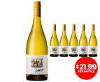 6 x Heggies Eden Valley Chardonnay 2013 750mL 1
