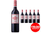6 x Jim Barry The Barry Bros Clare Valley Shiraz Cabernet 2015 750mL 1