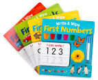 Write & Wipe 'First' Series Books 4-Pack 2