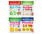 Wipe Clean Early Learning Workbooks 5-Pack 2