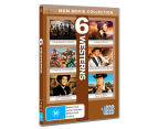 MGM Westerns Collection DVD 6-Pack (M)  1