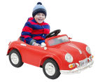 Kids' Remote Control Ride-On Toy Car - Red 1