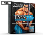 Max's WPI HL Protein Powder Chocolate 1kg 1