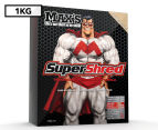 Max's SuperShred Protein Powder Caramel Nougat 1kg 1