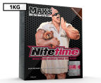 Max's Nite Time Protein Powder Chocolate Mousse 1kg 1
