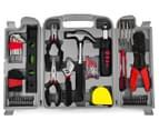 130-Piece Hand Tool Set w/ Carry Case 5