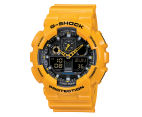 Casio G-Shock Men's 50mm GA100A-9A Duo Watch - Yellow 1