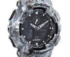 Casio G-Shock Men's GA100MM-8A Duo Watch - Grey Camo 2