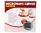Set of 5 Microwave Covers - Transparent 6