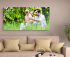 Personalised 150x75cm Rectangle Canvas 2