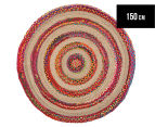 Maple & Elm 150cm Summer Pop Rug - Multi 1