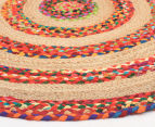Maple & Elm 150cm Summer Pop Rug - Multi 2
