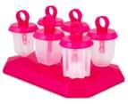 Equip Mini Gem Pop Moulds - Pink 2