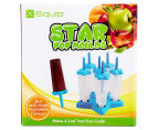 Equip Star Pop Moulds - Blue 6