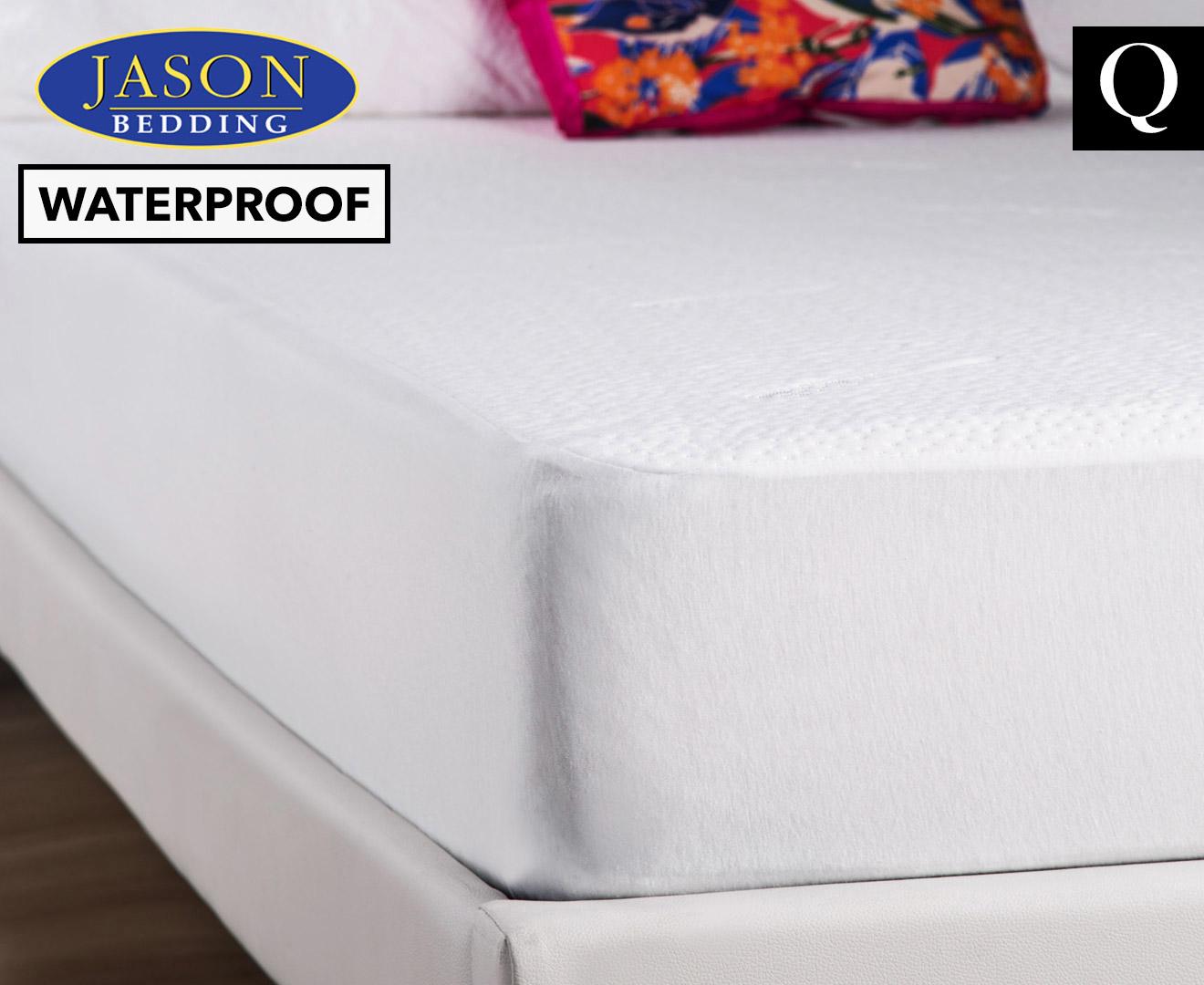 Jason Coolmax Waterproof Qb Mattress Protector Ebay