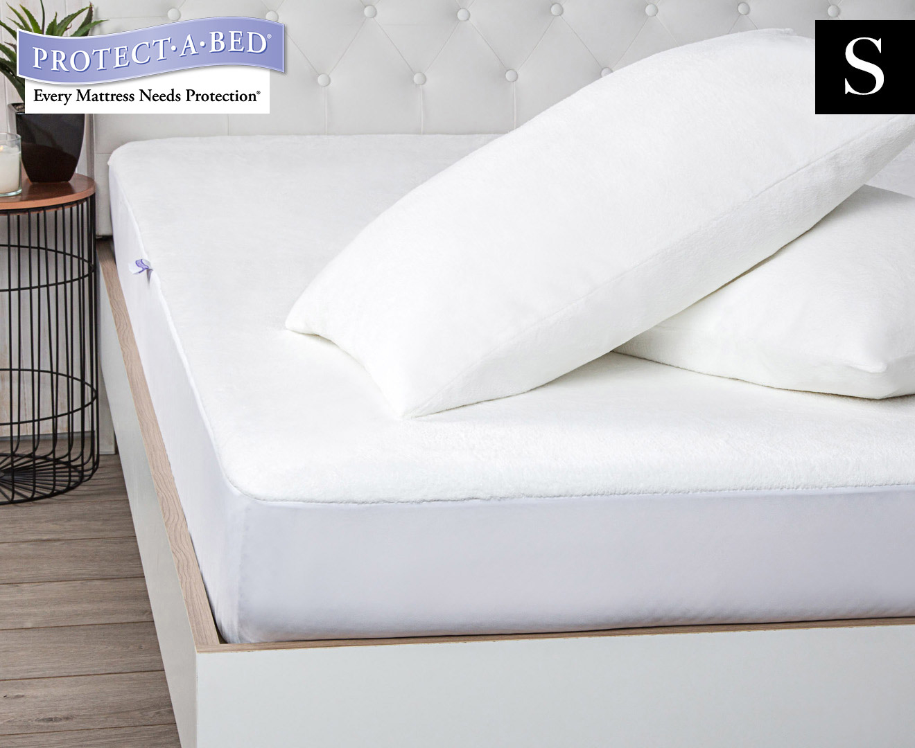 Scoopon Shopping Protect A Bed Plush Single Mattress
