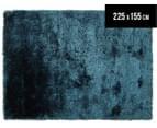 Super Soft High Quality 225x155cm Shag Rug - Sapphire 1
