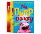 My Explosive Box Of Farts, Burps & Laughs 3-Book Slipcase 4