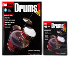 Fast Track Drums 1 Starter Pack Book & DVD 1