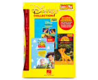 Disney Collection 3 Books & Recorder Pack 6