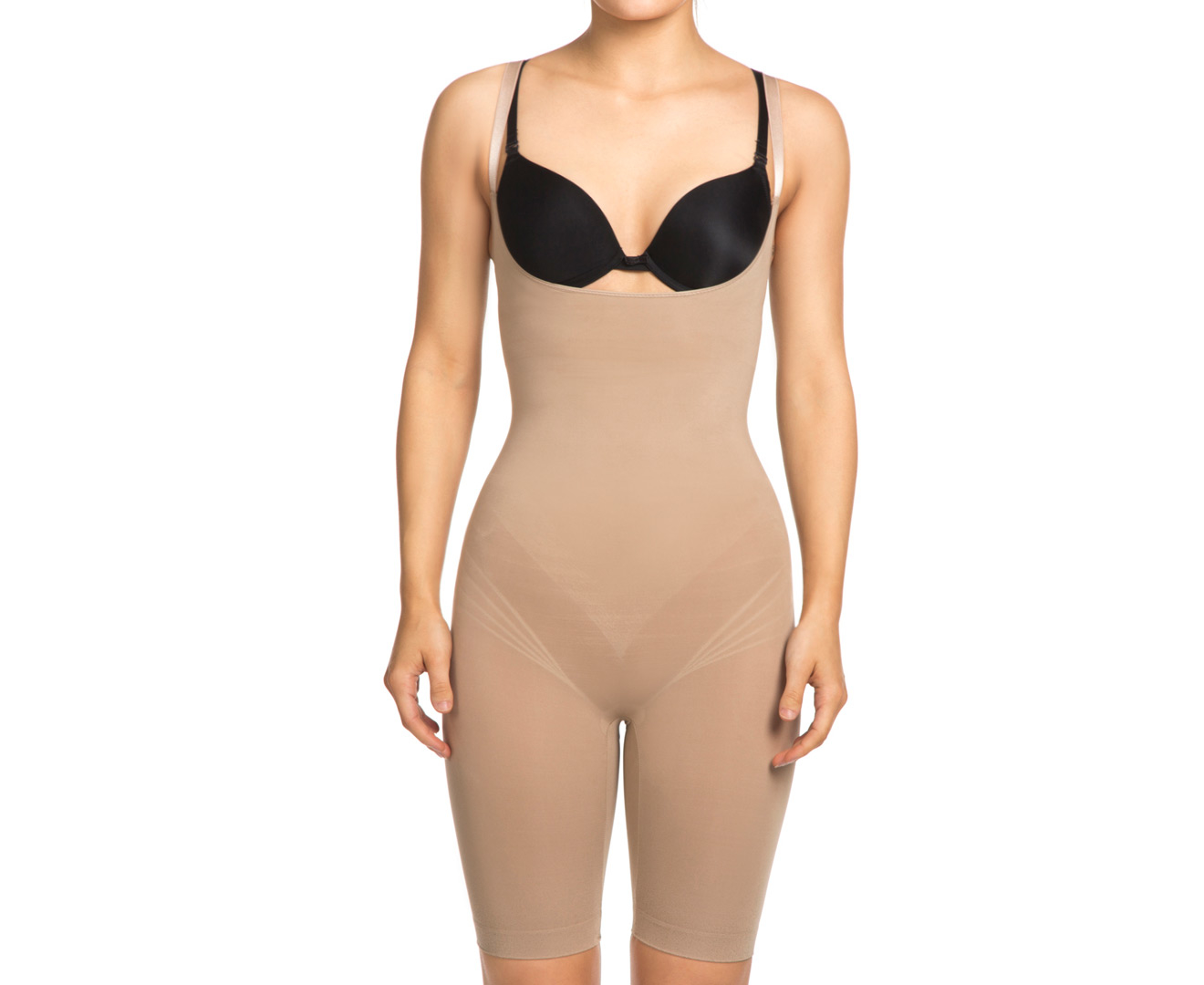 Hold Me Tight Shapewear Second Skin Seamless Bodysuit