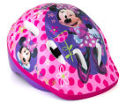 Minnie Mouse Toddler Helmet - Pink 1