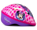 Minnie Mouse Toddler Helmet - Pink 2